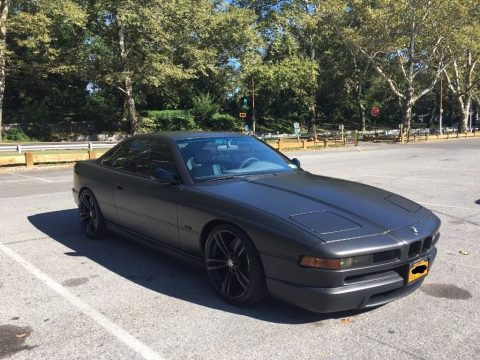 RARE 1991 BMW 8 Series 850i for sale