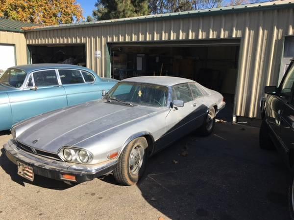 1983 Jaguar XJS – project car
