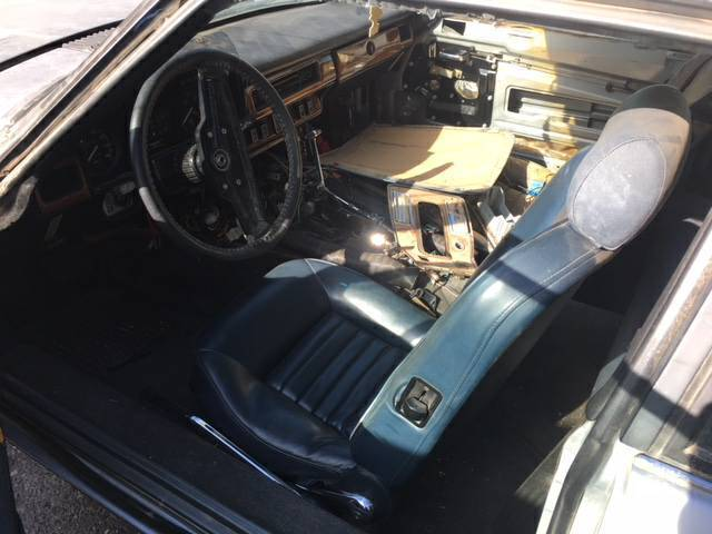1983 Jaguar XJS – project car
