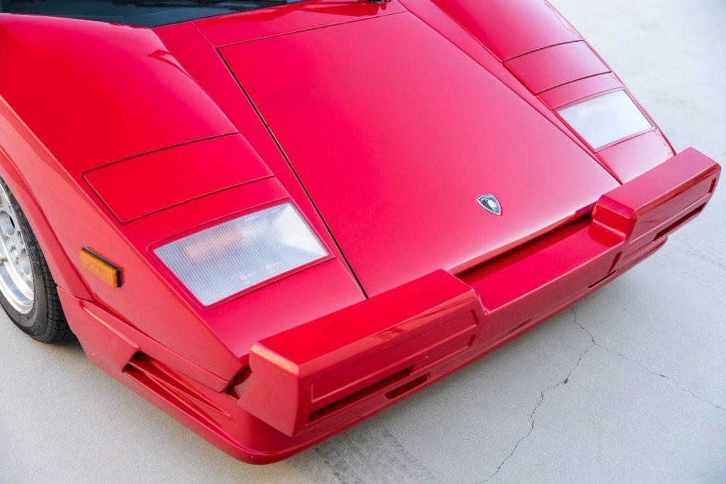 GREAT 1989 Lamborghini Countach