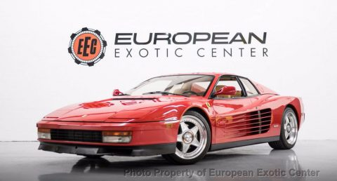 RARE 1986 Ferrari Testarossa for sale