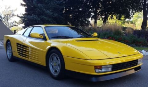 RARE 1990 Ferrari Testarossa for sale