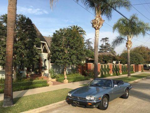 1990 Jaguar XJS – EXCELLENT ORIGINAL CONDITION for sale