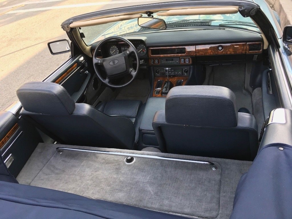 1990 Jaguar XJS – EXCELLENT ORIGINAL CONDITION