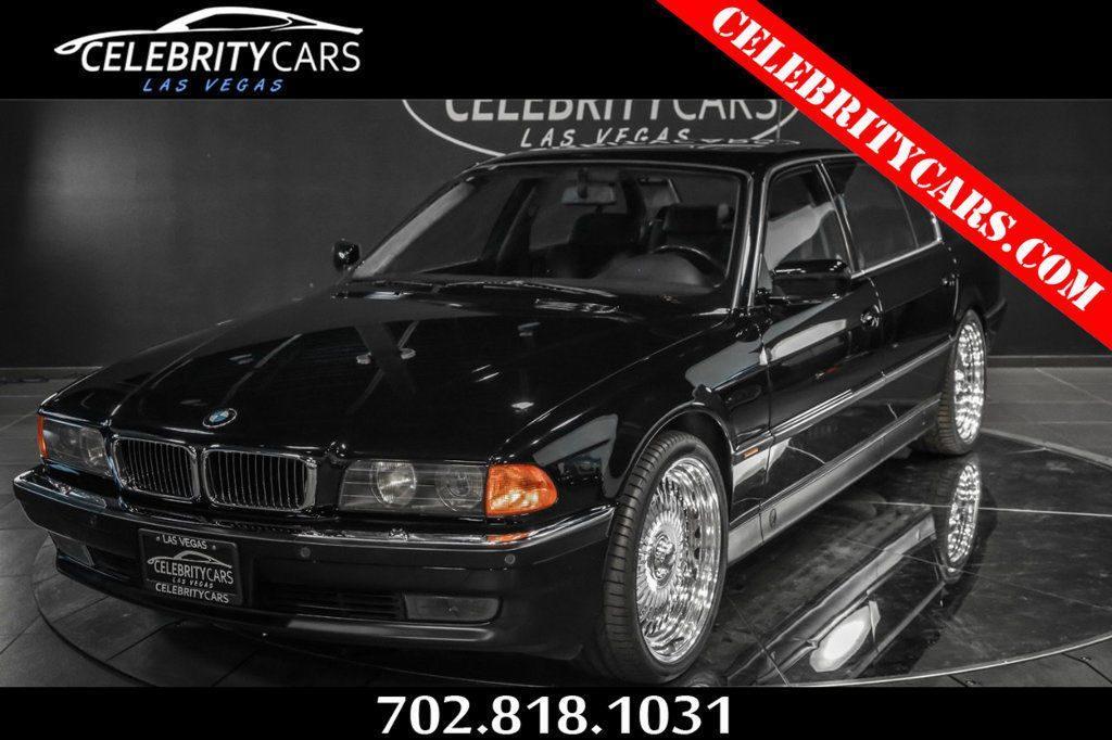 1996 BMW 7 Series – Tupac Shakur