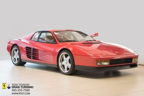 AWESOME 1986 Ferrari Testarossa for sale