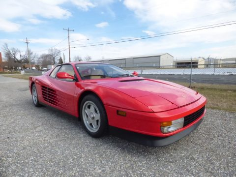 GREAT 1987 Ferrari Testarossa for sale