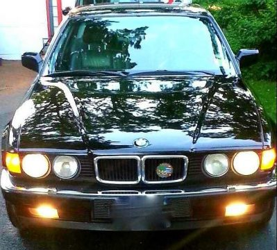 NICE 1989 BMW 7 Series for sale
