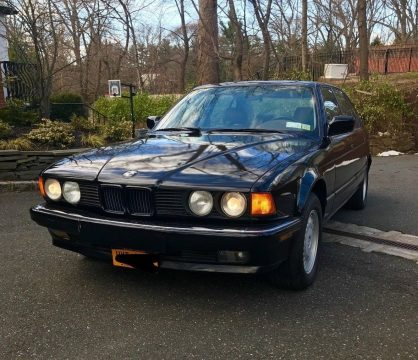NICE 1990 BMW 7 Series for sale