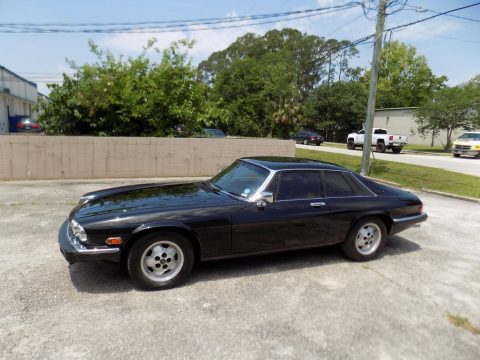 BEAUTIFUL 1986 Jaguar XJS V 12 coupe for sale