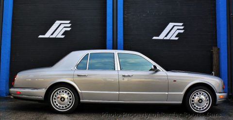 GREAT 1999 Rolls Royce Silver Seraph 4dr Sedan for sale