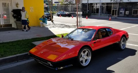 AMAZING 1984 Ferrari 512 for sale