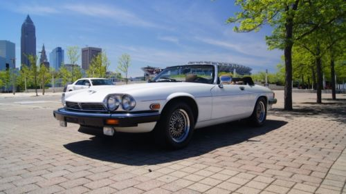 AMAZING 1990 Jaguar XJS