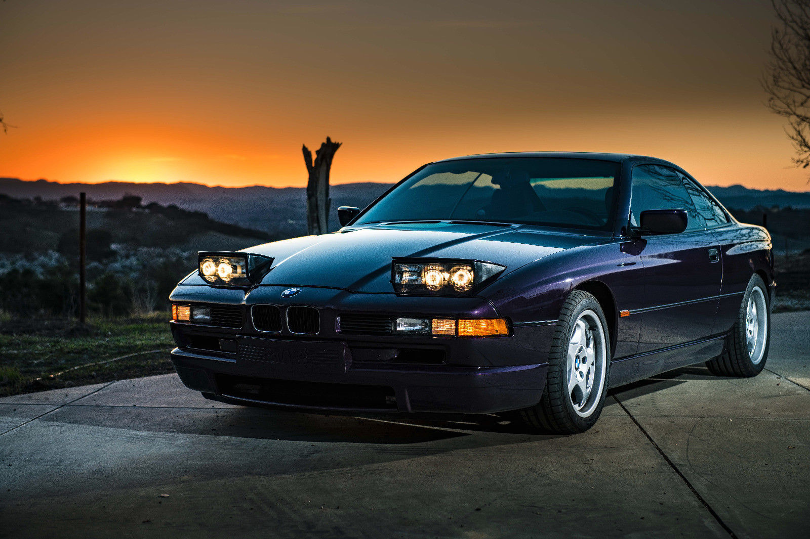 BMW Palm Springs >> BEAUTIFUL 1995 BMW 8 Series for sale