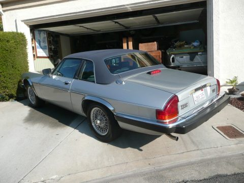 GREAT 1987 Jaguar XJS XJSC for sale
