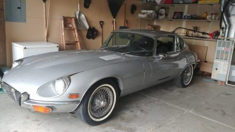 1973 Jaguar XKE V12 Automatic for sale
