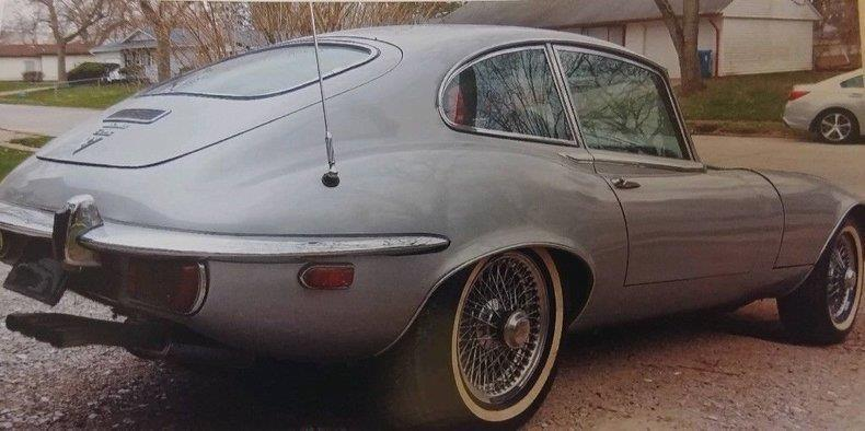 1973 Jaguar XKE V12 Automatic