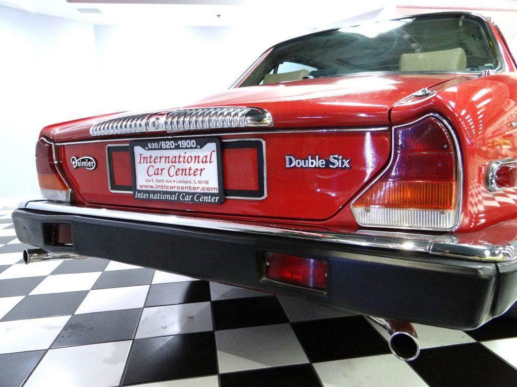 1985 Daimler Double Six Series III