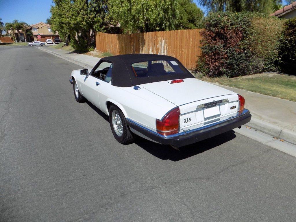 1991 Jaguar XJS V12 Classic Collection