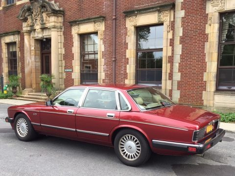 1994 Jaguar XJ12 Special Gold Trim for sale