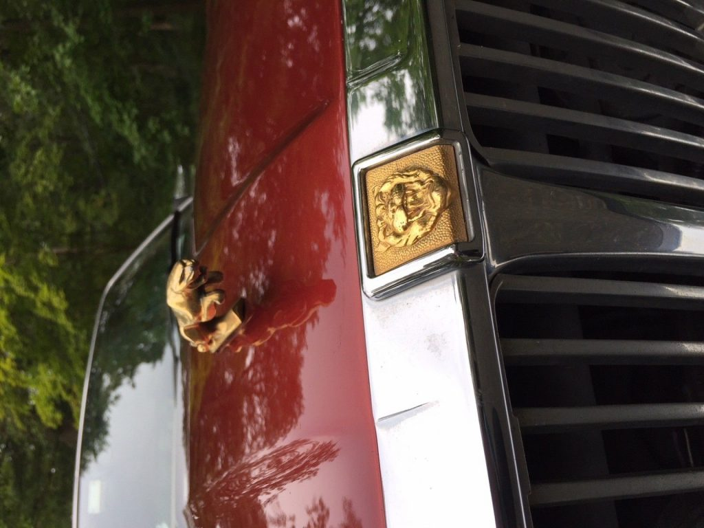 1994 Jaguar XJ12 Special Gold Trim